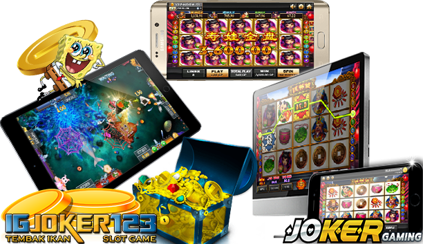 Agen Judi Game Slot Joker123 dan Tembak Ikan Online Uang Asli